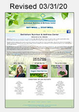 Bethlehem Nutrition website link