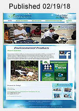 Environmental Products website link