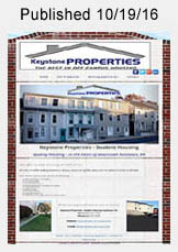 Keystone Properties website link