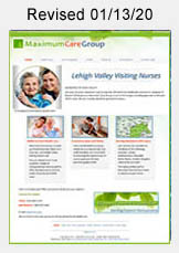 Lehigh Valley Visiting Nurses website link