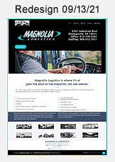 Magnolia Logistics website link