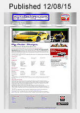 My auto Body Shops website link