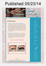 Ooh La Lashes website link