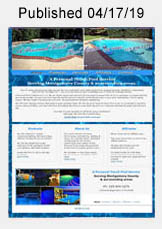 A Personal Touch Pool Service website link